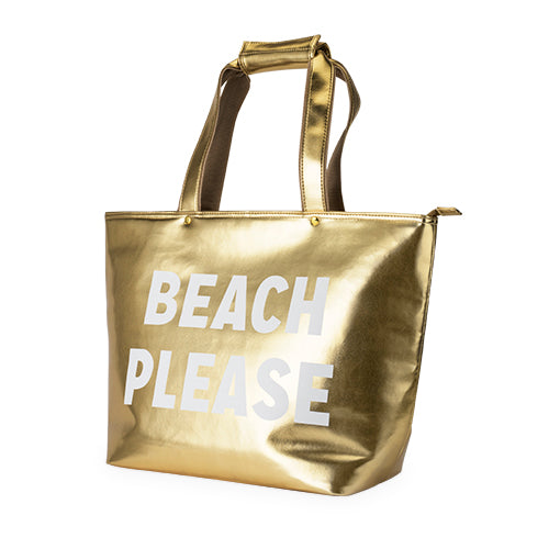Cooler Tote - Beach Please - Olipikapa