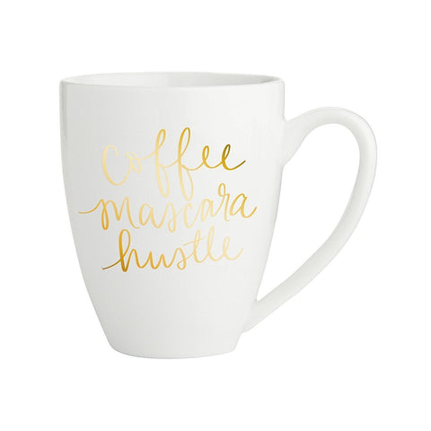 Mug - Coffee Mascara Hustle - Olipikapa