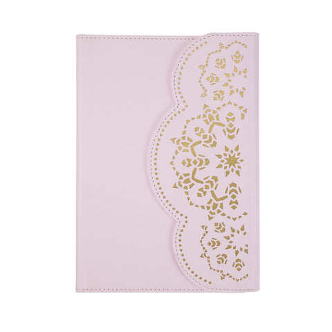 journal Scalloped Lace Journal - Olipikapa