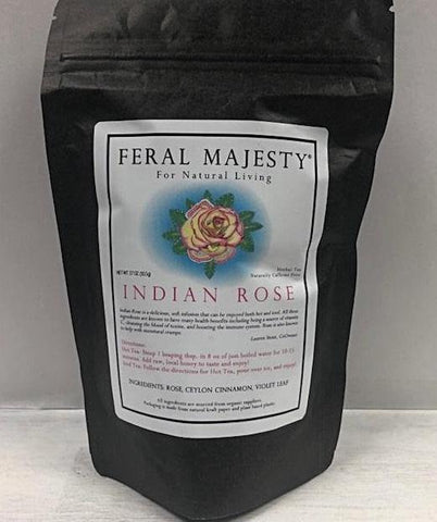 Indian Rose Tea - Olipikapa