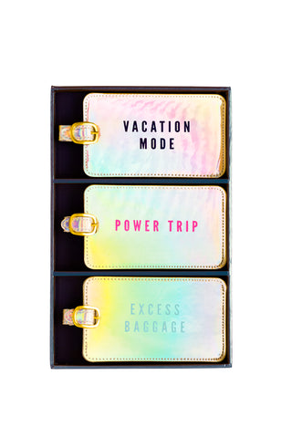 Luggage Tads - Power Trip - Olipikapa