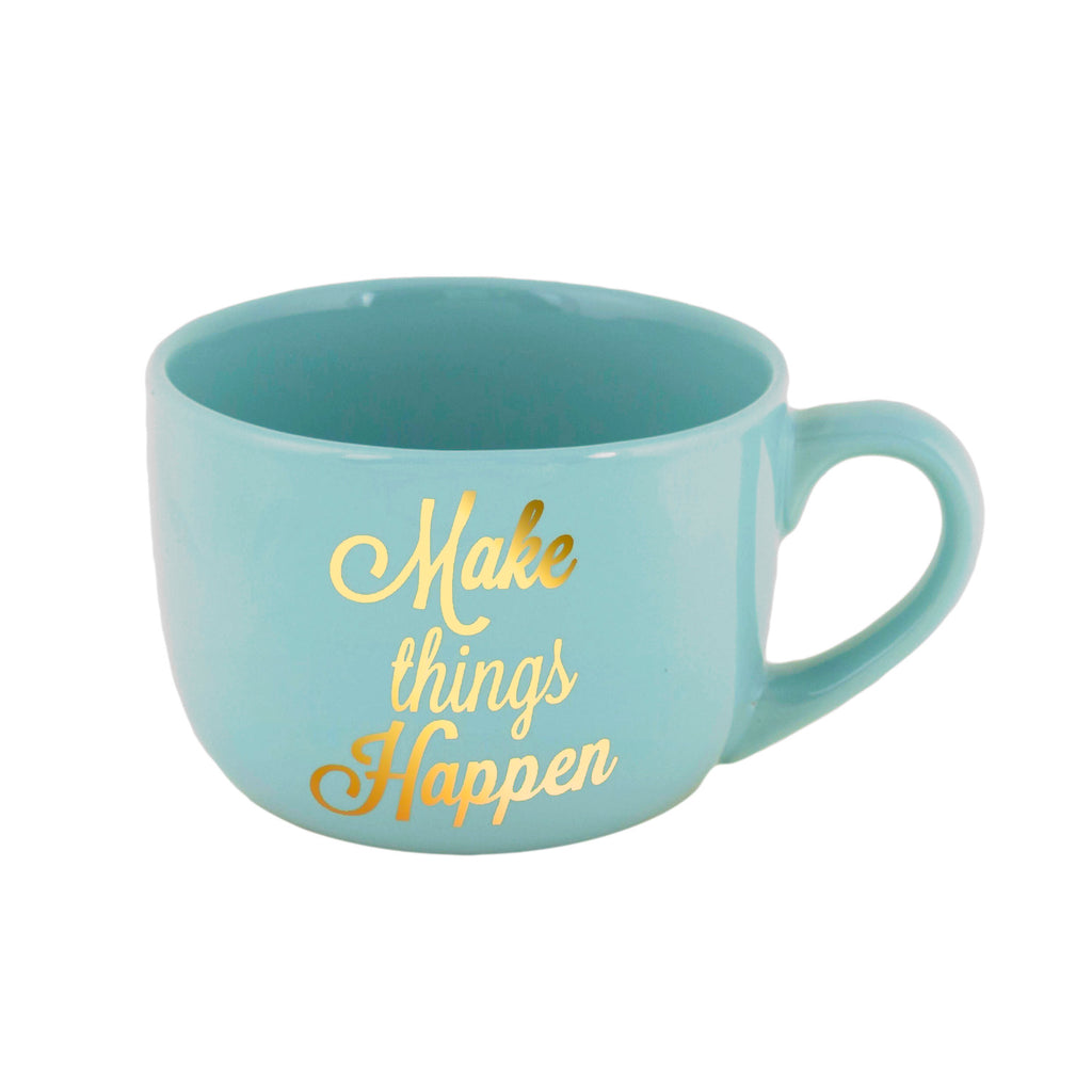 Mug - Make Things Happen - Olipikapa