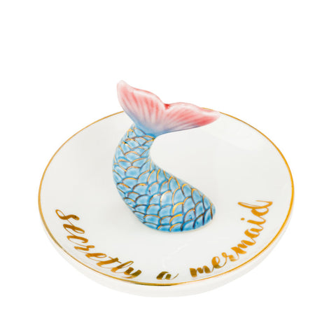 Trinket Tray - Mermaid - Olipikapa