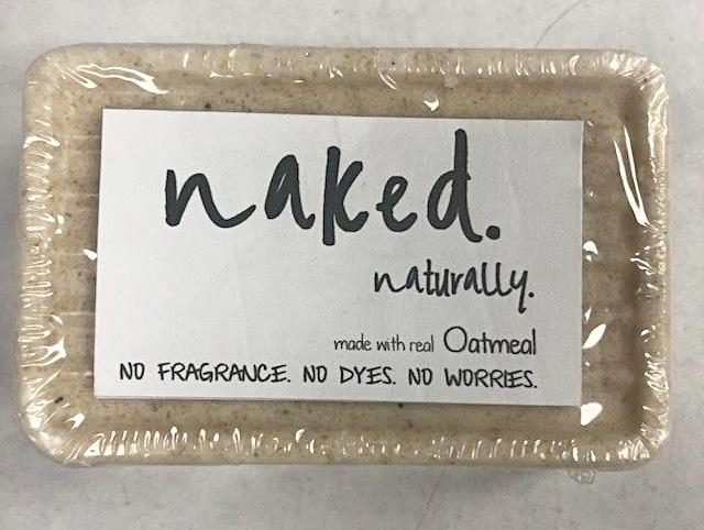 Naked Naturally Soap - Oatmeal - Olipikapa