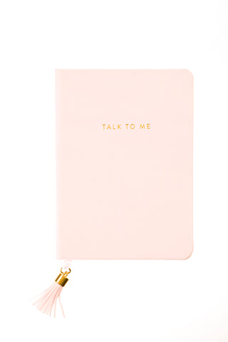 Talk to Me Journal - Olipikapa
