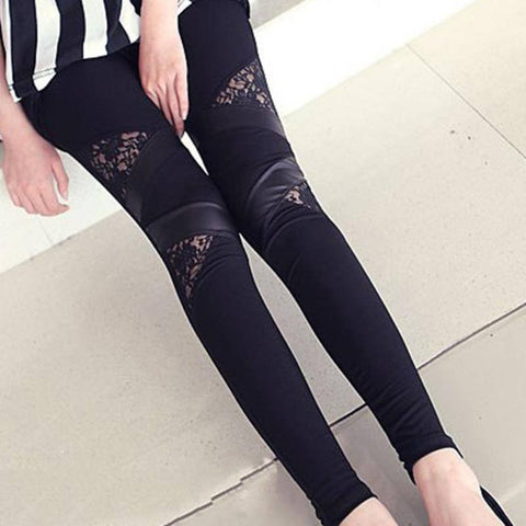 New Women Charming Skinny Stretch Pants