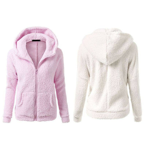 Autumn Winter Women New Fleece Jackets