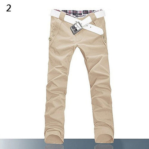 New Men's Stylish Style Trousers