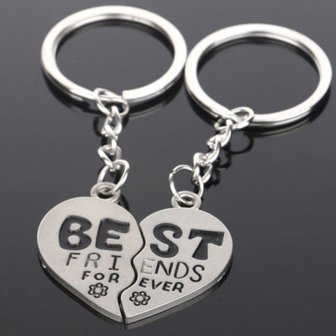 Best Friends 2 Pcs Key-chain