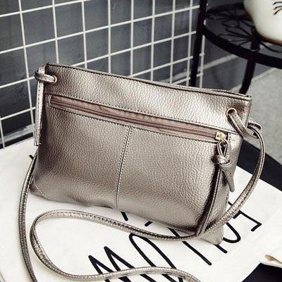 New Fashion Zipper Women Bag