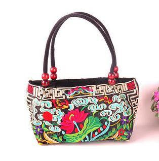 New National Ethnic Embroidery Bags Handmade