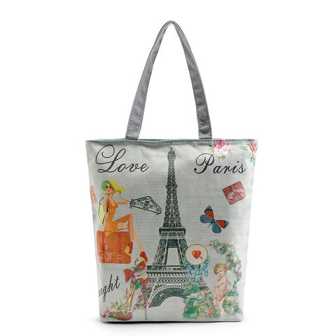 Shopping Tote Bags For Women