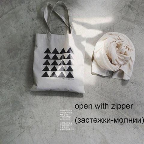 TANGIMP 2017 Canvas Handbags