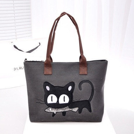The new Fashion Bag Cute Cat
