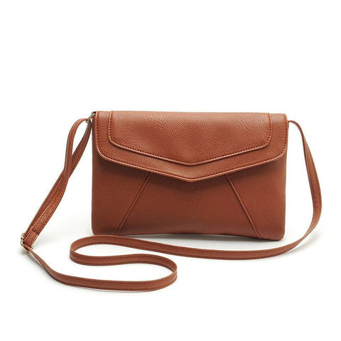 vintage casual leather handbags new clutches
