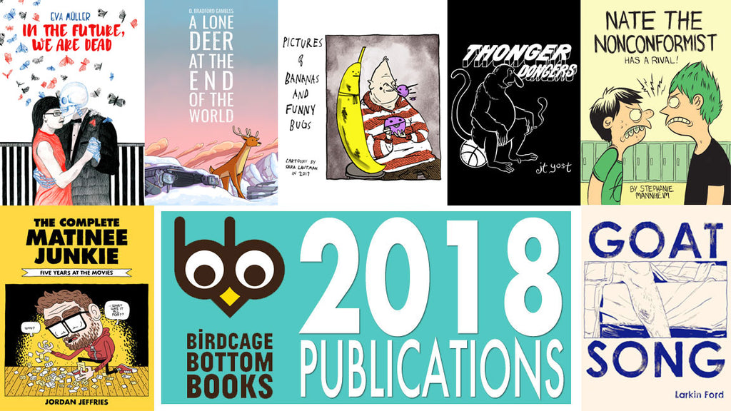 Pre-order our 2018 publications!