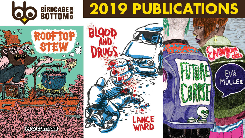 Pre-order our 2019 publications now on Kickstarter!