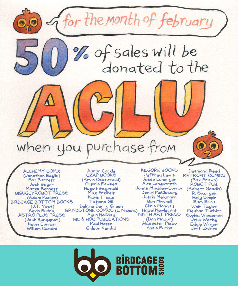 Support the ACLU when you shop at BBB!
