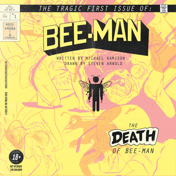 Bee-Man #1: The Death of Bee-Man