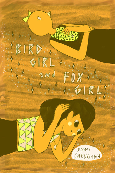 Bird Girl and Fox Girl
