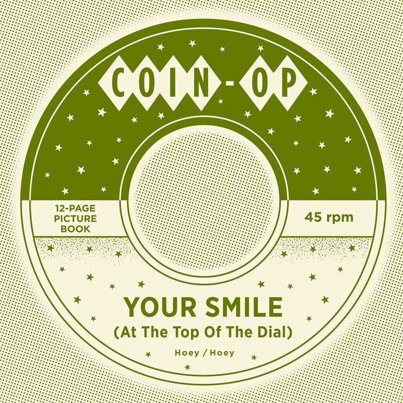 Coin-Op Single #2: YOUR SMILE (AT THE TOP OF THE DIAL)
