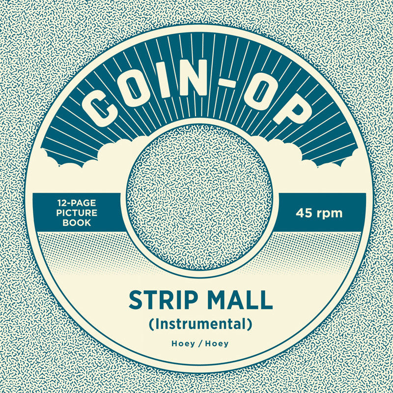 Coin-Op Single #3: STRIP MALL (INSTRUMENTAL)