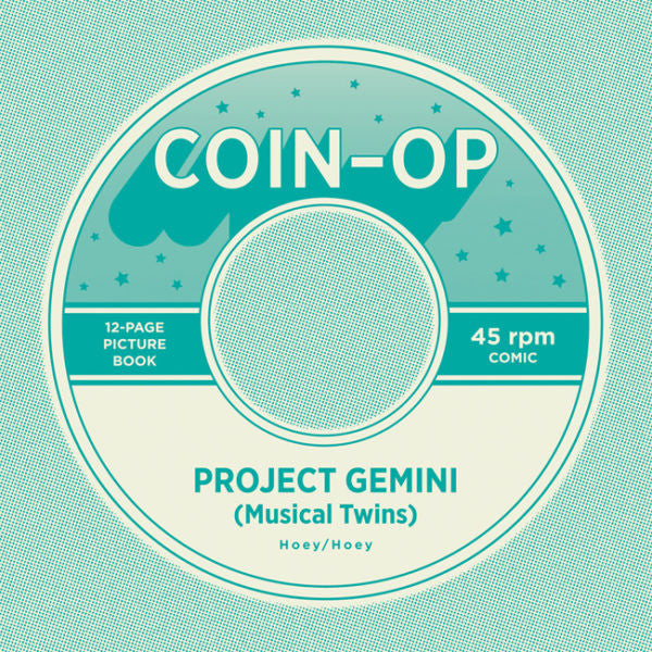 Coin-Op Single #9: Project Gemini (Musical Twins)
