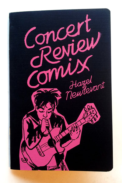 Concert Review Comix