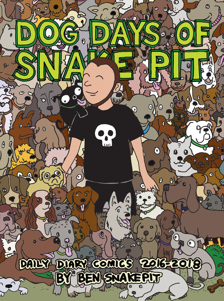 Dog Days of Snake Pit