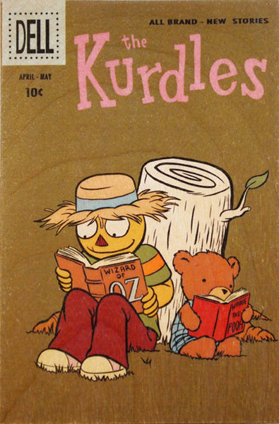 Kurdles postcard (Dell)