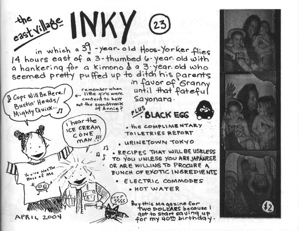 The East Village Inky #23