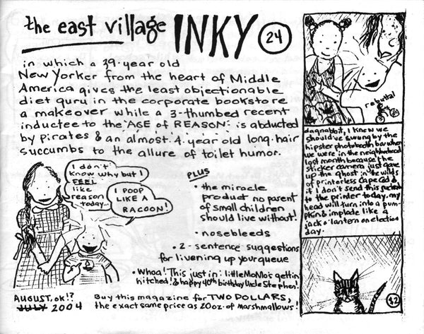 The East Village Inky #24