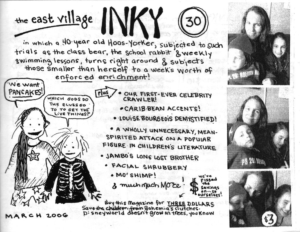 The East Village Inky #30