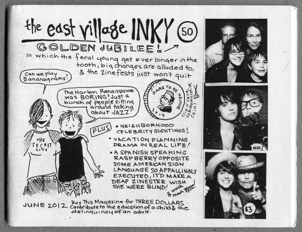 The East Village Inky #50
