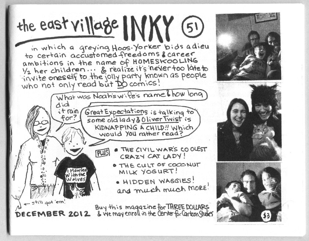 The East Village Inky #51