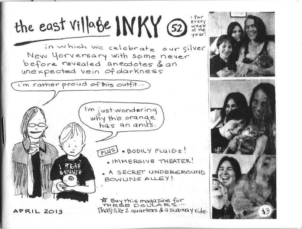 The East Village Inky #52