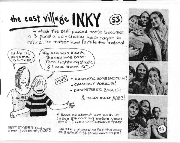 The East Village Inky #53