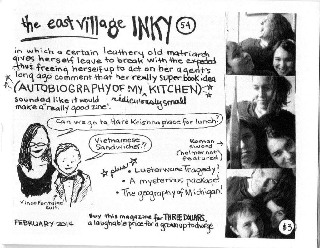 The East Village Inky #54