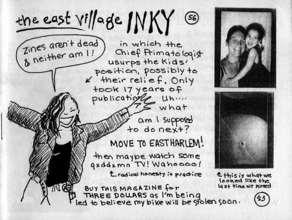 The East Village Inky #56