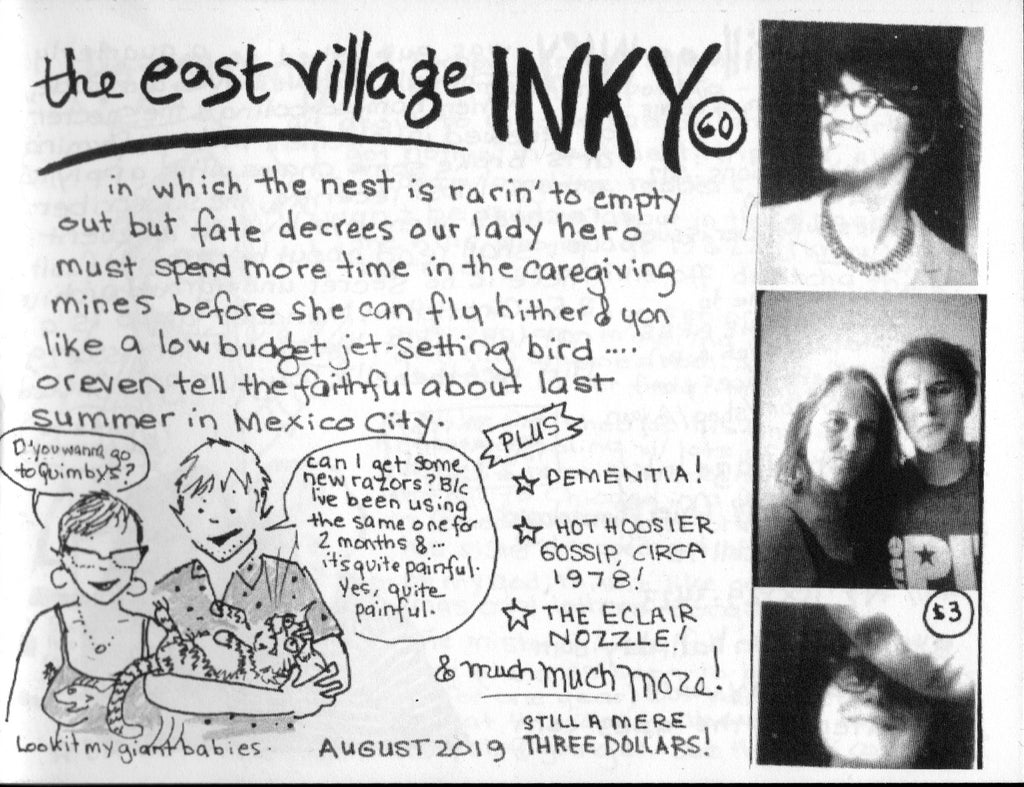The East Village Inky #60