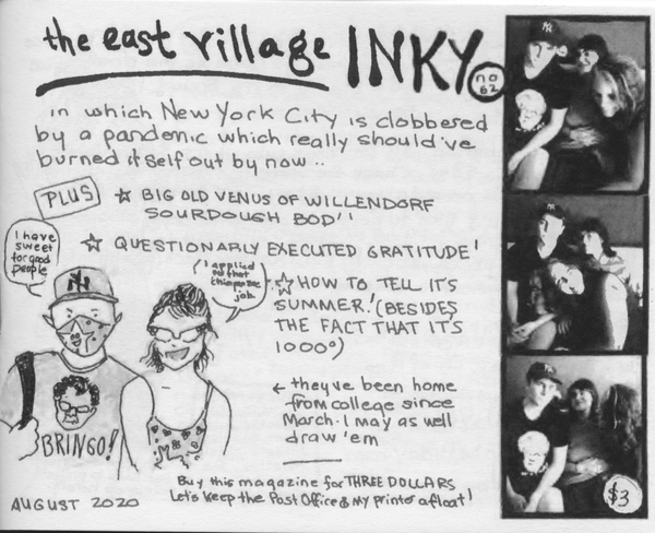 The East Village Inky #62