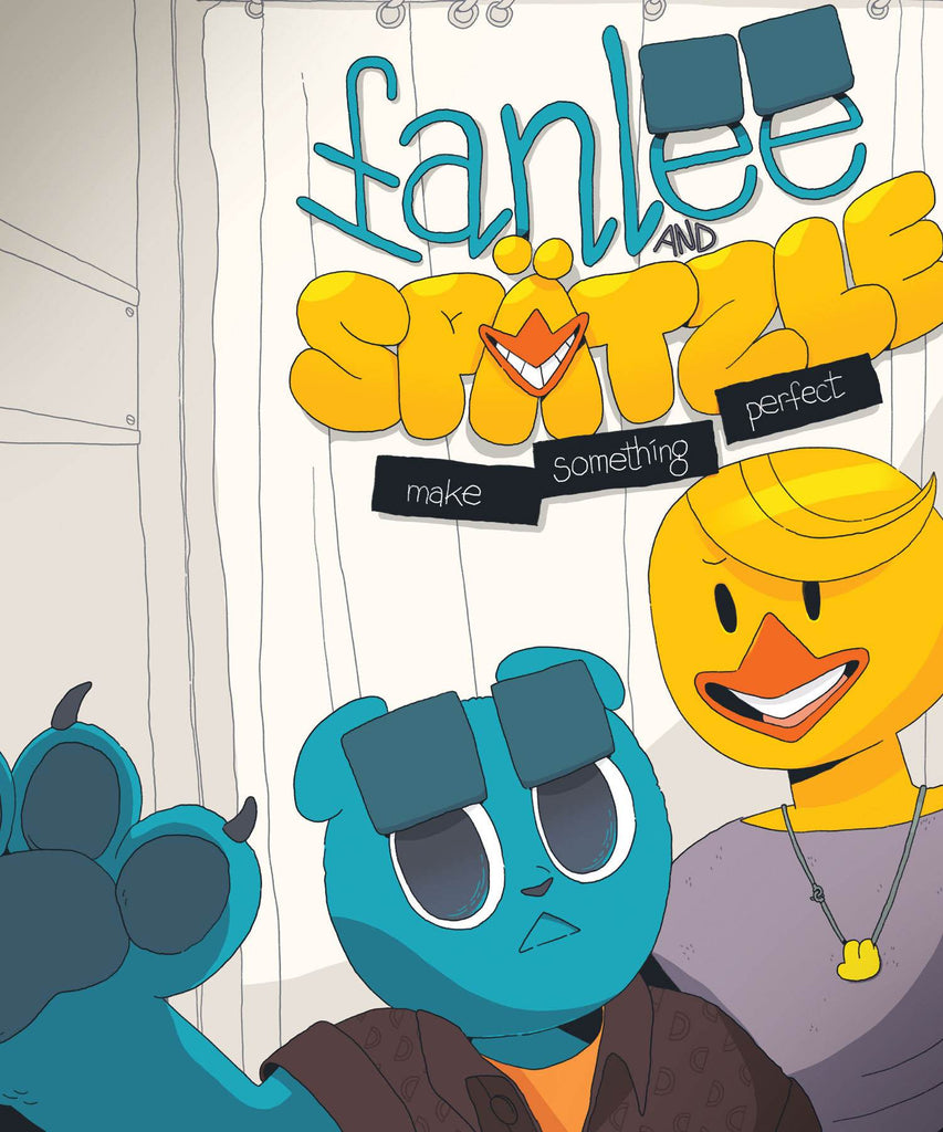 Fanlee and Spatzle: Make Something Perfect