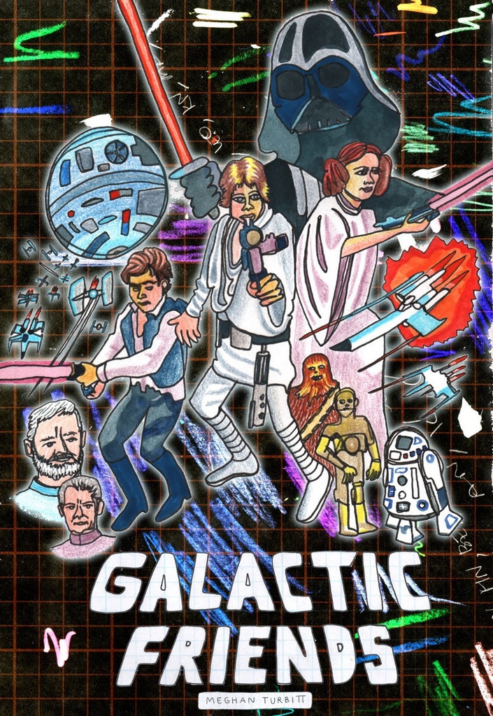 Galactic Friends