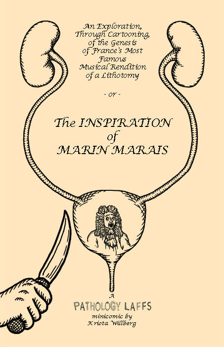 The Inspiration of Marin Marais