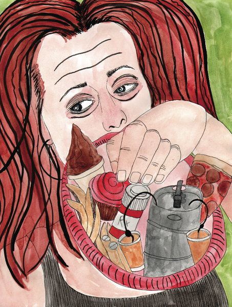 Keg Face: Untitled Gag Comics, 2012