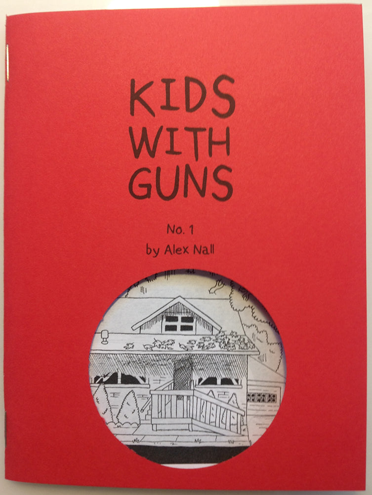Kids With Guns #1