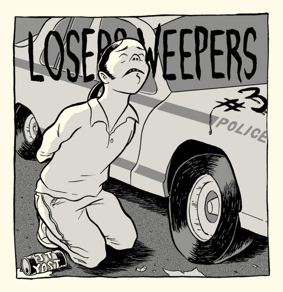 Losers Weepers #3