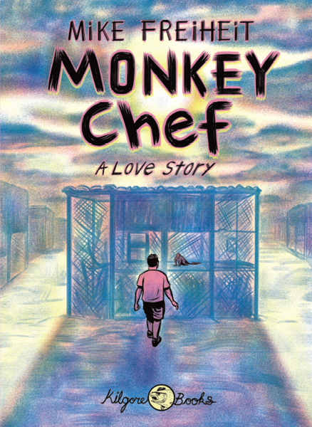 Monkey Chef: A Love Story