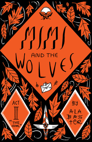 Mimi and the Wolves #3