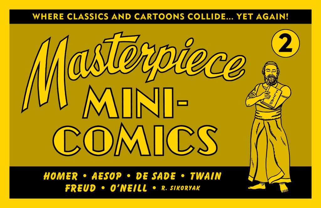 Masterpiece Mini-Comics #2